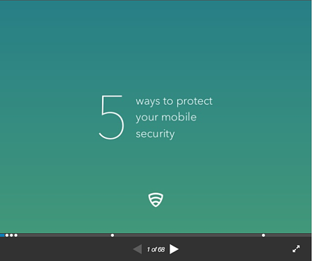 5 Ways to Protect your Mobile Security